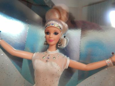 New Vintage 1996 Classique Collection Barbie Starlight Dancer Doll