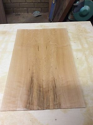 Rock Maple  Drop Top Figured. Guitar Making, Luthier