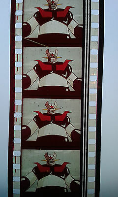 35mm MAZINGA/MAZINGER Z TOEI ANIME MOVIE/PELLICOLA/FILM SPANISH マジンガー 劇場版 アニメ 東映