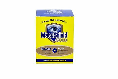 MacuShield Gold Food Supplement - Pack of 90 Capsules