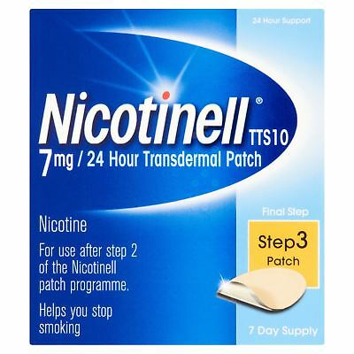 Nicotinell Tts 10 Small  520851 7
