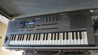 Casio Ht-700 ____ Analog Filter Synthesizer + Rz-1 Drum Sounds