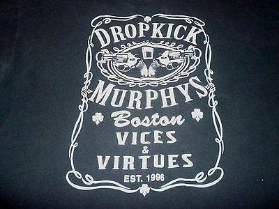 Dropkick Murphy Shirt ( Used Size L ) Used Condition!!!