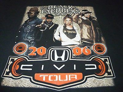 The Black Eyed Peas 2006 Shirt ( Used Size L ) Good Condition!!!