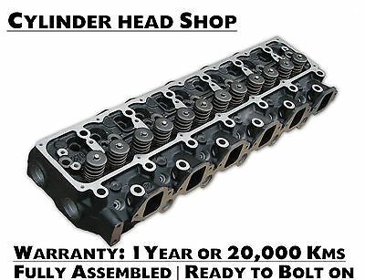 Nissan Patrol TD42 TD42T Cylinder Head Ready To Bolt Warranty:1Year or 20,000Kms