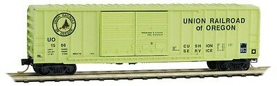Union Railroad of Oregon 50' Ribside Double Door Box Car MTL#030 00 270 N-Scale