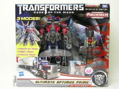 Transformers TF Dark of the Moon Ultimate Optimus Prime NEW