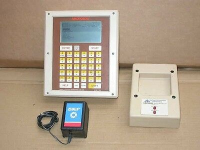 SKF Microlog Vibration Spectrum Analyzer Data Collector Field Balancing Monitor