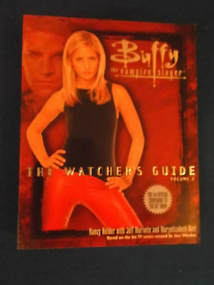 Buffy the Vampire Slayer - The Watchers Guide Book Volume 2