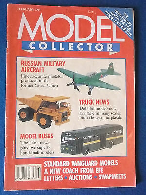 Model Collector February 1993 Magazine.