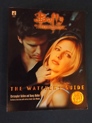 Buffy the Vampire Slayer - The Watchers Guide Book