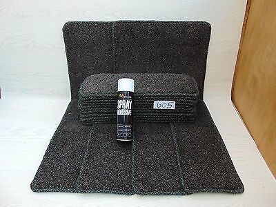 Stair pads / treads 15 off and 2 Big Mats with a FREE can of SPRAY GLUE (605-3)
