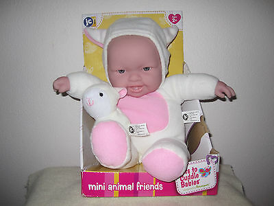 Berenguer Lots To Cuddle Babies Lamb doll in box