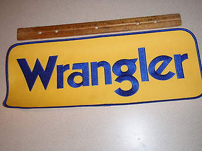 Vintage Wrangler Jeans Patch Clothing Patch Blue Jeans Extra Large
