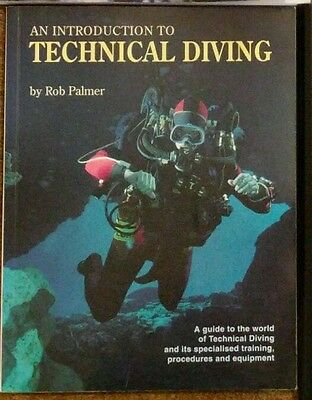technical diving books rebreather mixed gas trimix