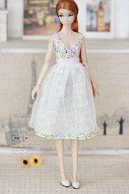 Momoko MMK Doll Outfit Floral Dress
