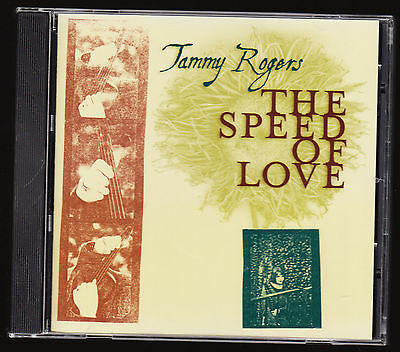 Tammy Rogers - The Speed Of Love - 13 Track Cd Album - Vgc