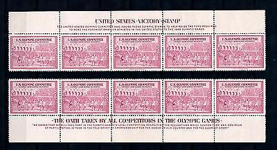 [48701] United States 1948 Olympic games Victory stamps MNH