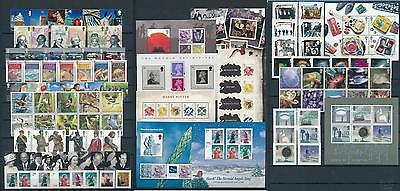 [24375] Great Britain 2007 Complete Year Set of commemorative issues  MNH