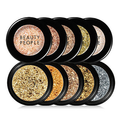 [BEAUTY PEOPLE] Flash Fix Pearl Pigment Pact / KOREA SHIPPING