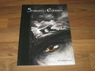 Shadows of Esteren Book 0 Prologue Softcover Starter + Adventure AGATE RPG New