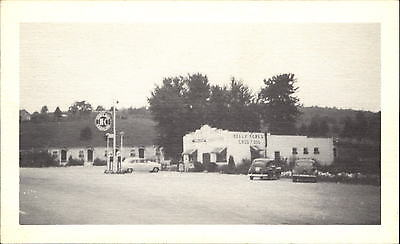 Belly Acres Renfro Valley Kentucky Sinclair HC Gasoline gas station 1940s