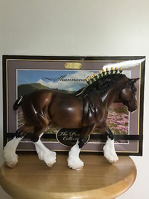 Breyer Sr Shannondell Premier Collector Club Dapple Bay Draft Horse