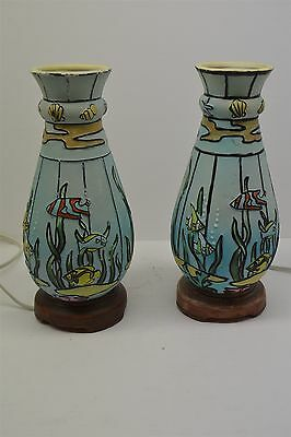 Pair of Under the Sea Lamps - Nemo, Dory and More