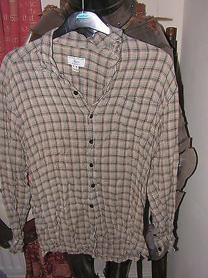 NEVER TO BE REPEATED Screen worn shirt Dr Grant from Jurassic Park III Sam Neil