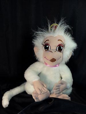 Barbie Tallulah Island Princess White Monkey - Lights Up with Sound Mattel 2006