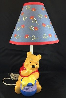 Disney Winnie the Pooh Honey Pot Lamp