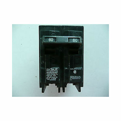 NEW Siemens Q260 Circuit Breaker 60 Amp Double Pole 240 volt