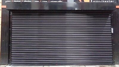 Electric Operation Roller Shutter
