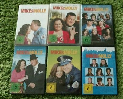 Mike Molly Staffel 6