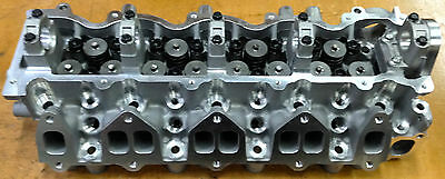 New Assembled Mazda WL12 Valve Cylinder Head + VRS Gasket Set & Head Bolts