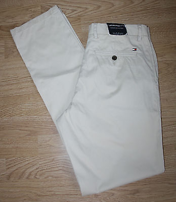 TOMMY STRAIGHT FIT pantalón hombre chico W31 talla 40/42
