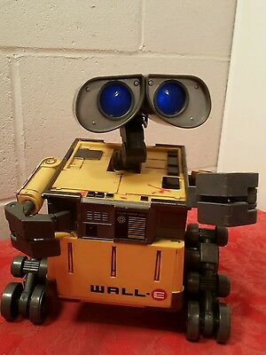Disney Pixar Wall-E Interactive Robot - Remote Control Not Included Works