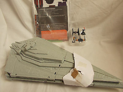 Star Wars The Force Awakens Micro Machines First Order Star Destroyer Playset,C1