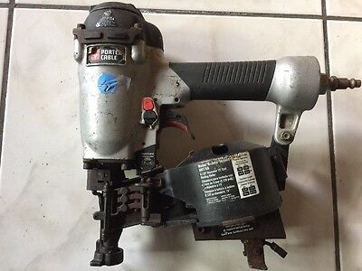 Porter-Cable RN175B 15 degree 1-3/4 in Coil Roofing Nailer Compact body(Used)