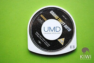 Grand Theft Auto Sony UMD Film for PSP Region 2
