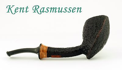 KENT Rasmussen Pfeife PIPE pipa - Elephant foot - Superselten - sehr Holz - TOP!