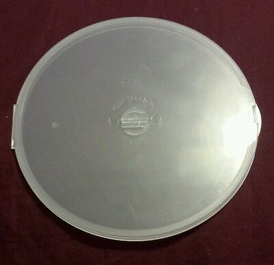 NEW Lot/100 Clamshell Clear Plastic CD/DVD Jewel Case