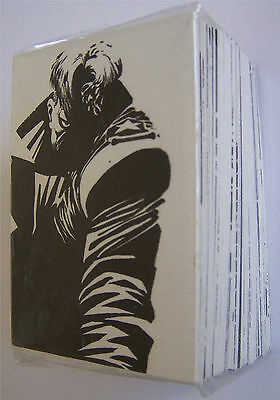 #FrankMillers #SINCITY: Complete Base Set of 72 Trading Cards Based on Comic