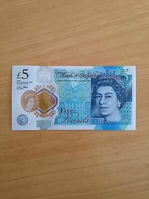 AA01 016352 Brand New £5 Note. Very Low Serial Number!! Five Pounds, Bank, Money