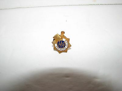 GE   TOPPERS CLUB   53   lapel pin