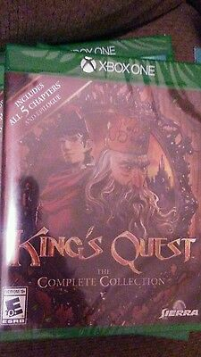 NEW King's Quest Complete Collection XBOX ONE