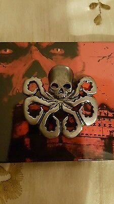 lootcrate exclusive captain America the first avenger hydra pin - marvel