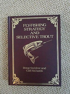 Flyfishing Strategy and Selective Trout book