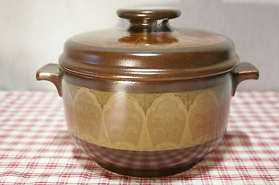 Royal Doulton MARBELLA LS1004 Round Covered Casserole MINT!