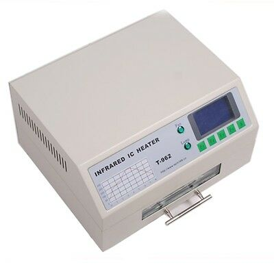 T962 Reflow Oven Easy To Control Visual Operation Smd Bga Soldering High Level